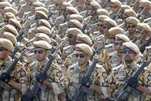 L'élite de l'armée iranienne s'est déployée en Syrie...aux côtés des russes.