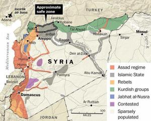 Syrie:Turquie