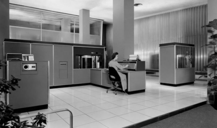 IBM - RAMAC 305 (1956) 6