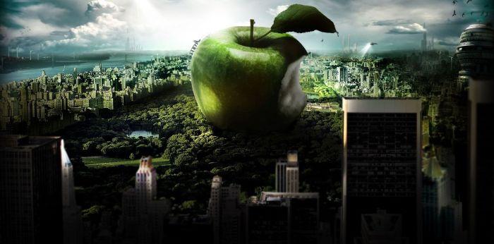 Big Apple - New York - Paysage surréaliste - 112