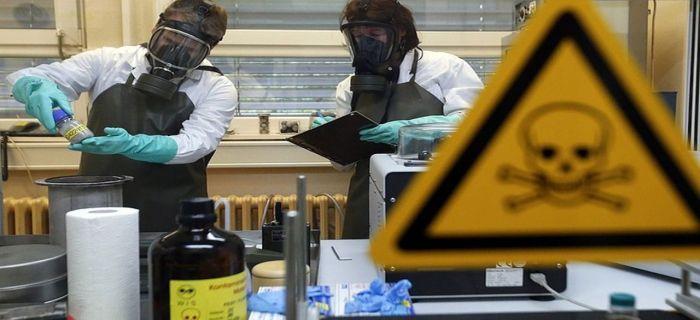 Ukraine - Laboratoire US - Guerre biologique - 2