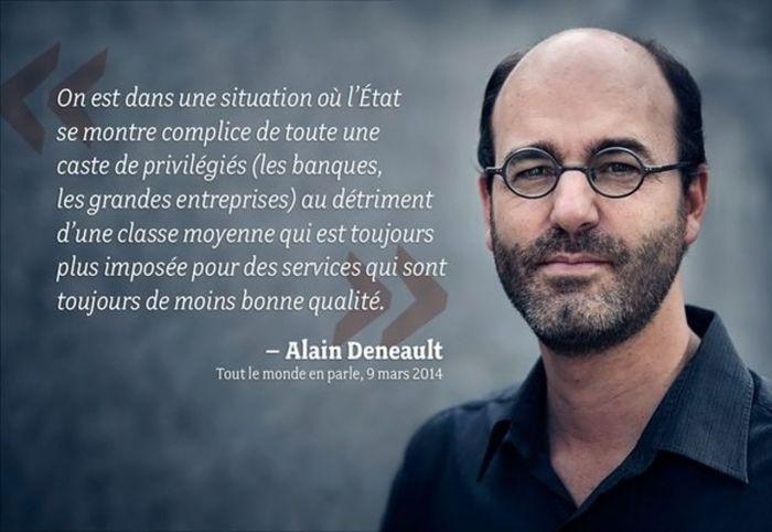 Alain Deneault - 1