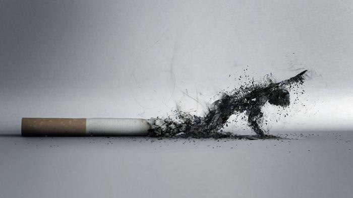 Cigarette - Campagne anti-tabac