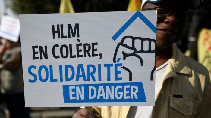 HLM - Colère