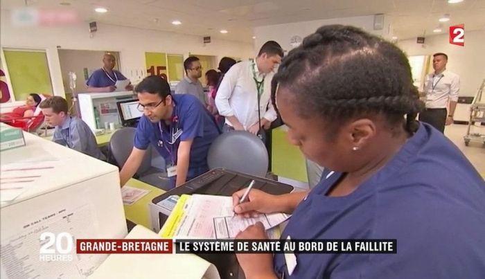 Royaume-Uni - Le système de santé - 2