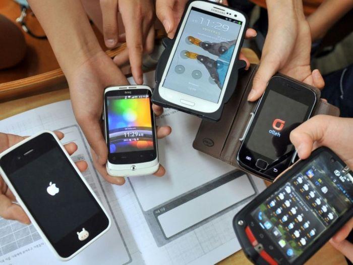 Smartphone - Ecole - 1